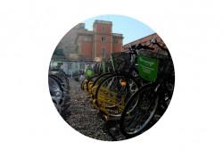 Aparcament de bicicletes