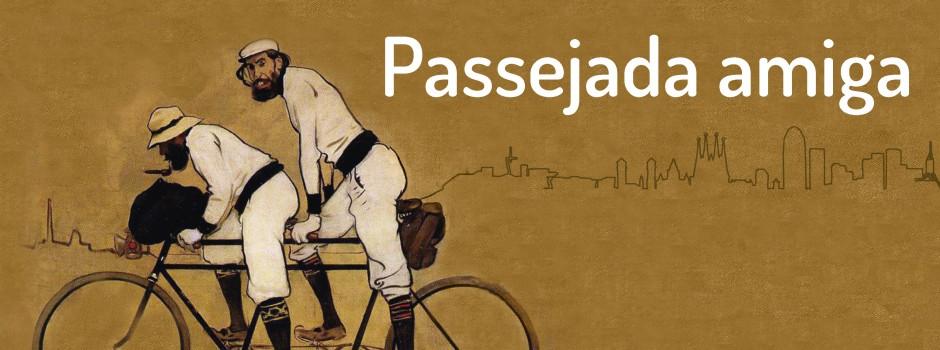 Passejada Amiga, rutes en bicicletes per la ciutat de Barcelona de manera gratuïta