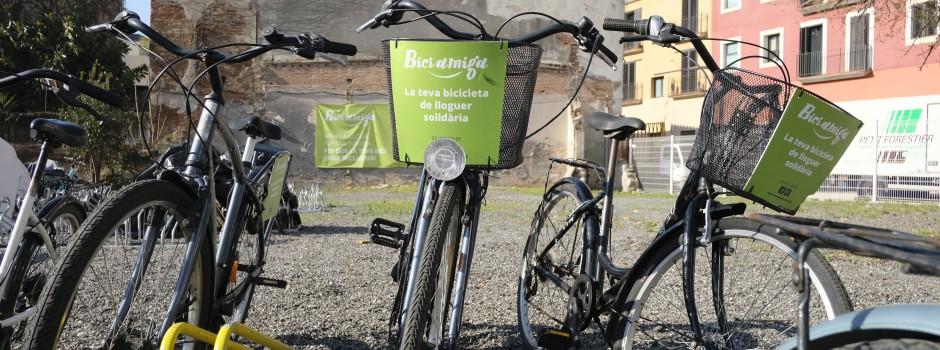 El primer aparcament de bicicletes de Barcelona obert 24 hores