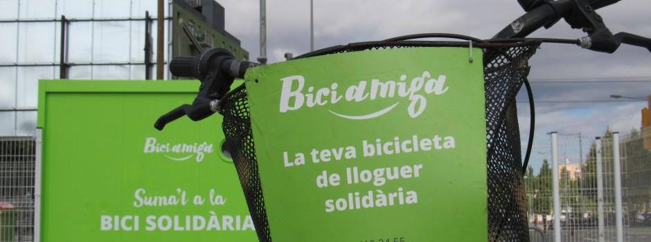 Suma't a la bici solidària del Fòrum!